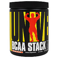 Universal Nutrition, Комплекс аминокислот BCAA Stack, вкус апельсиновый взрыв, 250 г