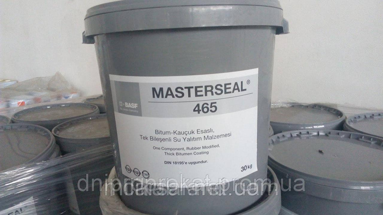 Гидроизоляция фундамента MasterSeal 665. BASF -Германия