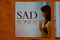 Музыкальный CD диск. SAD Songs (2cd)