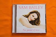 Музыкальный CD диск. SAM BAILEY - The power of love