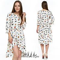 Воздушное платье на лето 237