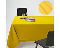 Скатерть Dralon с тефлоновым водоотталкивающим покрытием, цвет Лимон