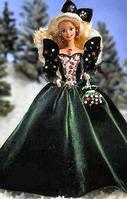 Кукла Барби Коллекционная Холидей 1991 Happy Holidays Barbie Doll Special Edition (1991)