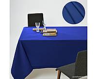 Скатерть Dralon с тефлоновым водоотталкивающим покрытием, цвет Индиго