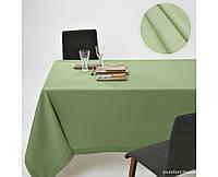 Скатерть Dralon с тефлоновым водоотталкивающим покрытием, цвет Зеленый Чай