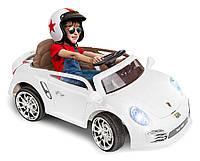 Электрический автомобиль Porshe марки Tobi Toys