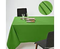 Скатерть Dralon с тефлоновым водоотталкивающим покрытием, цвет Зеленое Яблоко