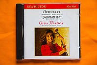Музыкальный CD диск. SCHUBERT
