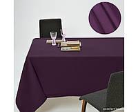 Скатерть Dralon с тефлоновым водоотталкивающим покрытием, цвет Фиолет