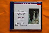 Музыкальный CD диск. SCHUBERT - MASS IN A FLAT