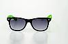 Очки Ray Ban Wayfarer Black/Green 9283