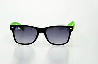 Очки Ray Ban Wayfarer Black/Green 9283