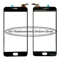 Сенсорный экран, тачскрин, верхнее стекло для смартфона meizu m3 note (L681H)