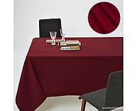 Скатерть Dralon с тефлоновым водоотталкивающим покрытием, цвет Бордо