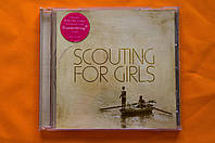 Музыкальный CD диск. SCOUTING FOR GIRLS