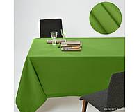 Скатерть Dralon с тефлоновым водоотталкивающим покрытием, цвет Зеленая Трава