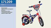 Детский велосипед  12 дюймов Вспыш 171209  ***