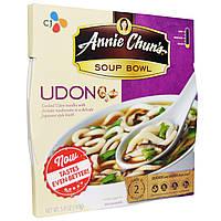 Annie Chuns, Тарелка супа, удон, мягкий, 5,9 унции (169 г)