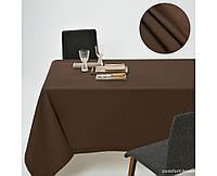 Скатерть Dralon с тефлоновым водоотталкивающим покрытием, цвет Светлый Кофе