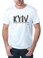 Kyiv - Футболка Мужская с Дизайном