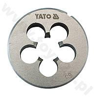 Yato плашка м24, hss m2 2966