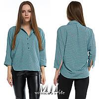 Женская летняя рубашка 244