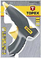 Topex пистолет для клея 11 мм 200 Вт 42e522 TOPEX