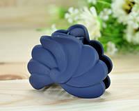 Краб для волос длина 6см синий К895-6