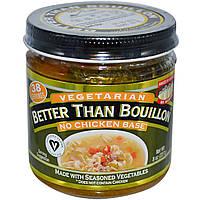 Better Than Bouillon, Вегетарианская, некуринная основа, 8 унций (227 г)