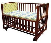 Детская кроватка LM-604-SA G426 Geoby