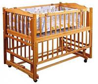 Детская кроватка LM-604-SA H-452 Geoby