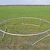 Батут с сеткой Atleto, 183 см +Металлическая лесенка, фото 4