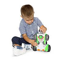Машинка-Трансформер с дистанционным управлением Robo Transformable Chicco 07823