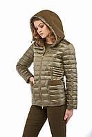Женская куртка КВ-19 Хаки, фото 1