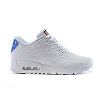 Мужские кроссовки Nike Air Max 90' VT Tweed Amerika White (Реплика ААА+)