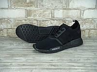 Кроссовки Adidas nmd triple black. Самовывоз Киев.