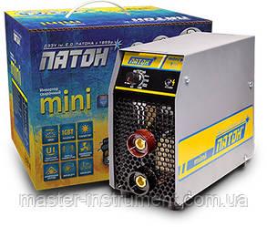 Сварочный инвертор Патон ВДИ MINI 150A