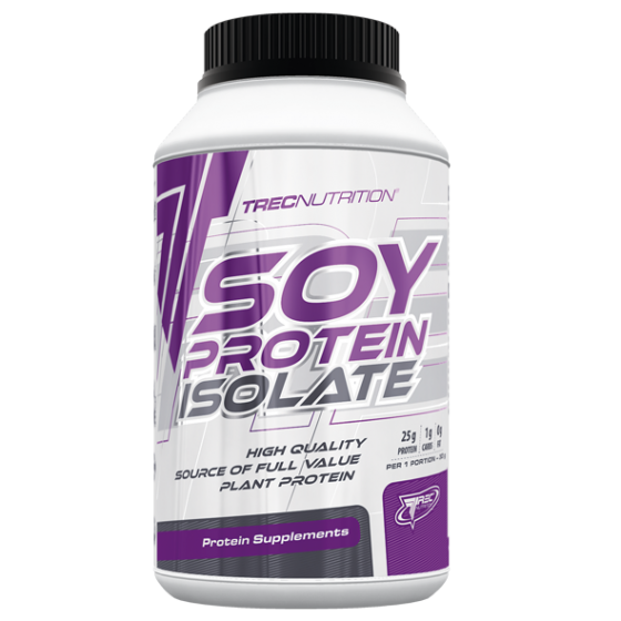 Trec Nutrition Soy Protein Isolate 650 g