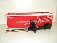 Амортизатор передний на Рено Логан II + Сандеро II (для повышеного клиренса) KYB (Испания) 338749