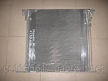 Радиатор кондиционера 6388350170 б/у 2.3TD, 2.0cdi на Mercedes Vito 638 год 1996-2003 (дефектный)