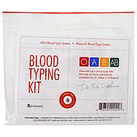 Dadamo, Набор для теста типа крови, 1 набор для легкого самостоятельного тестирования