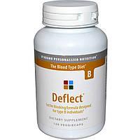 Dadamo, формула, блокирующая лектин, для крови группы диет-B, 120 вегетарианских капсул