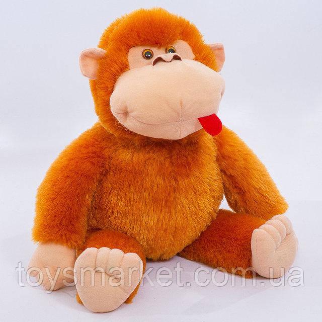 Плюшевая обезьяна