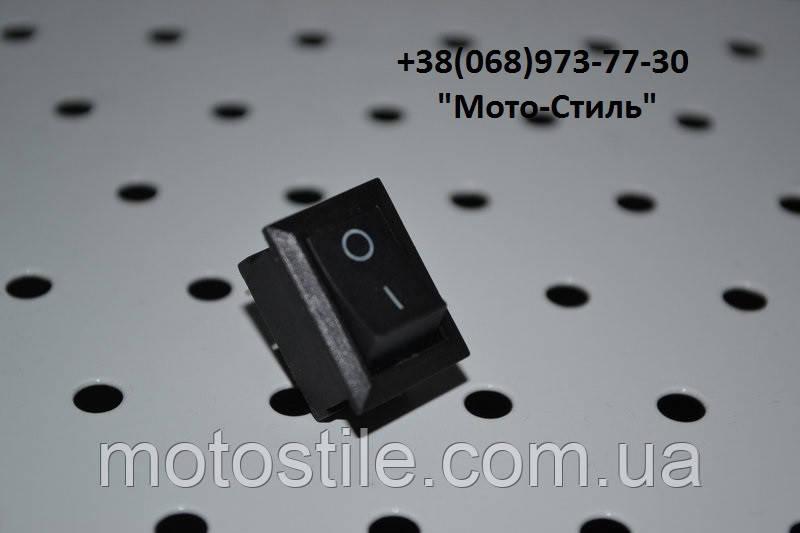 Кнопка-выключатель для бензокос, электротриммеров, мотокосы, электрокос