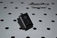 Кнопка-выключатель для бензокос, электротриммеров, мотокосы, электрокос, фото 1