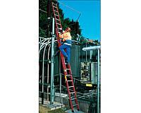 Лестницы и стремянки KRAUSE Раздвижная диэлектрическая лестница KRAUSE 2x10 ступеней