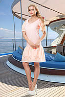 Легкое воздушное платье для жарких деньков, фото 1