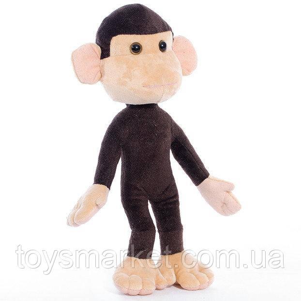 Детская плюшевая игрушка обезьяна