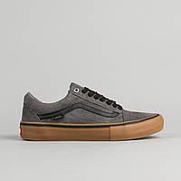 Кеды Vans Old Skool Grey/Gum(Реплика ААА+), фото 1