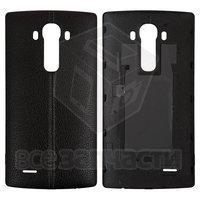 Задняя крышка батареи для мобильных телефонов LG G4 F500, черная